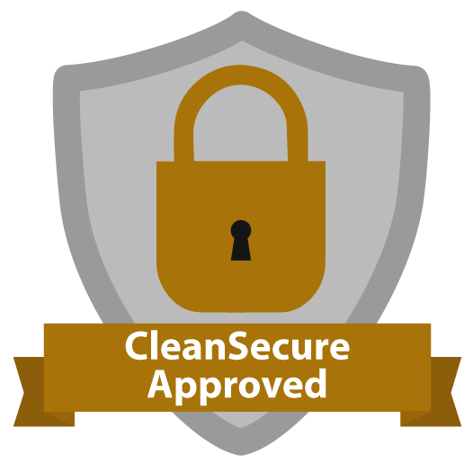 CleanSecure-Badge